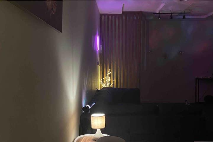 شقة في عمارة عوائل هادئة تسجيل دخول ذاتي
