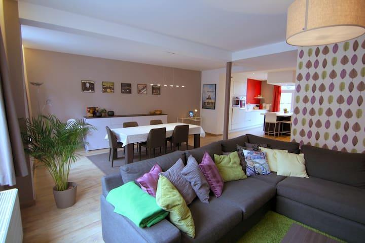 Rosaline : luxe in hartje Brugge - Brugge - Daire