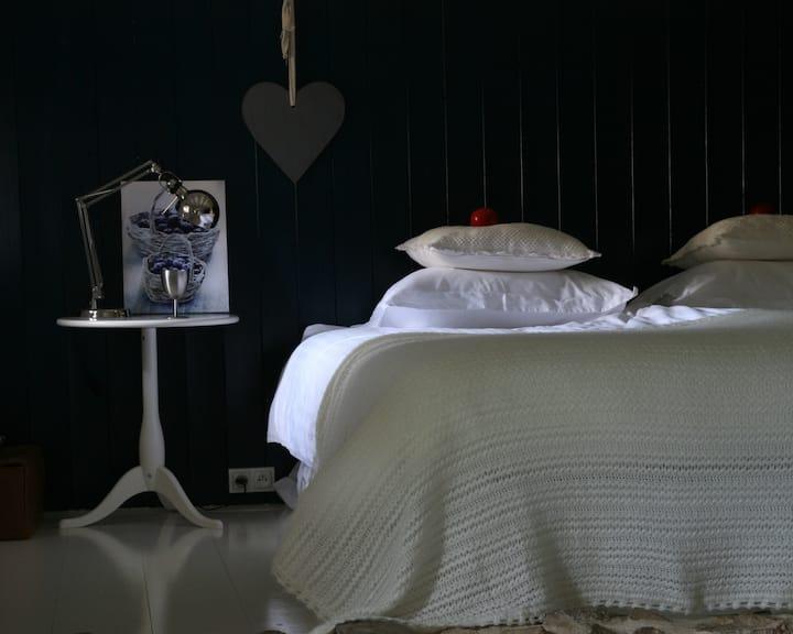 Chambre double de charme