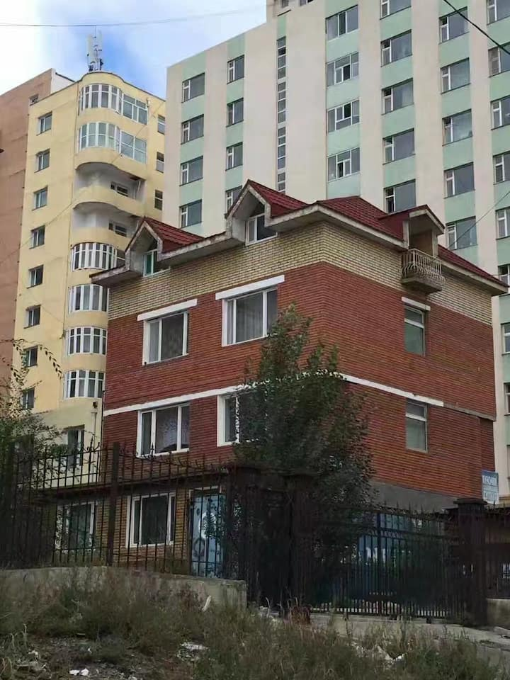 located 2.5km from Sukhbaatar square.