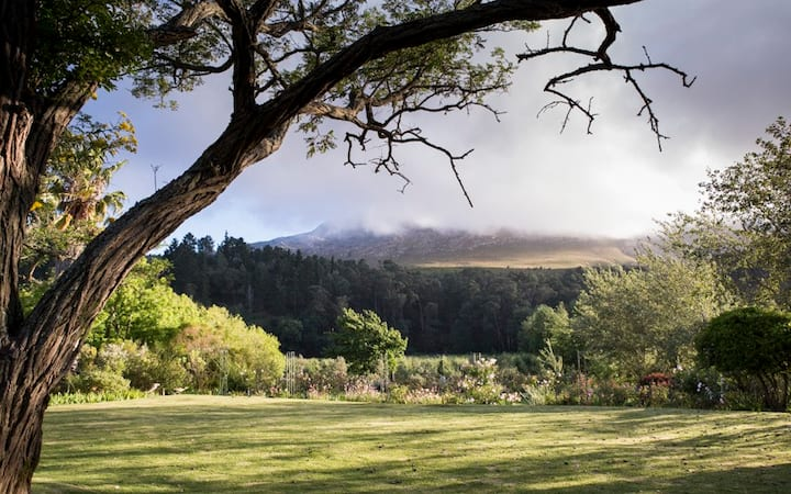 Mountain View suite at Wildekrans Country House