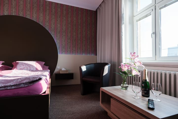 Luxusní apartmán v centru Ostravy