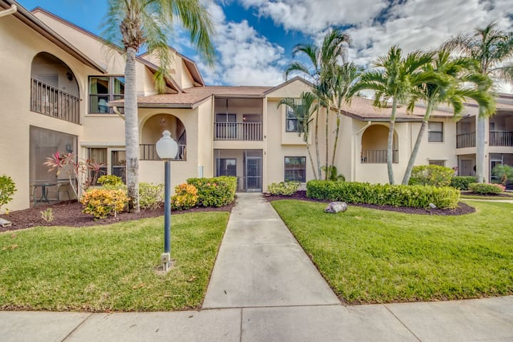 Roelens Vacations- Charter Club Condo- Fort Myers
