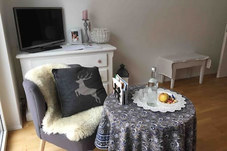 Cosy room with small balkony