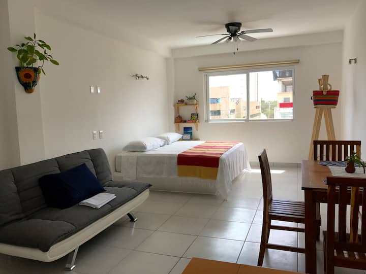 COZY AND NEW LOFT in DT Cancun, great location!