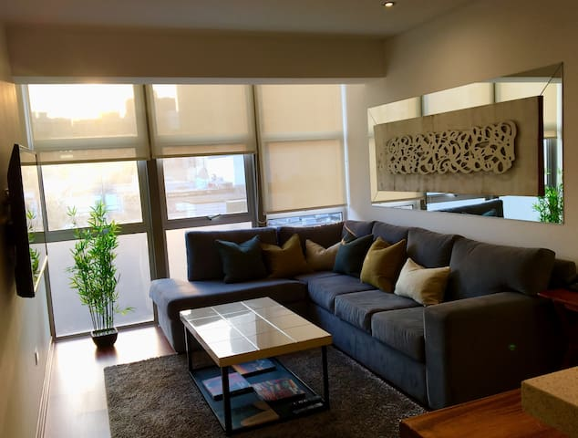 New - Beautiful experience in Miraflores heart - Distrito de Lima - Apartament