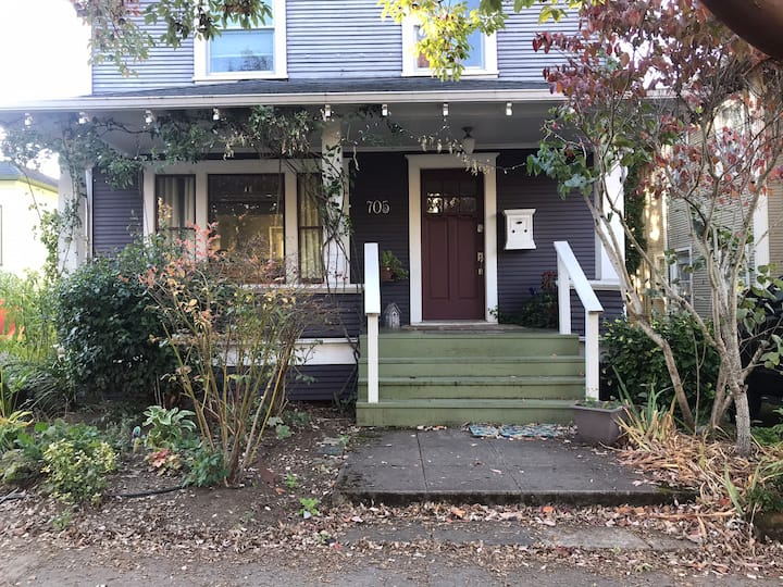 Spacious Historic Home-Near Great Food & Shopping