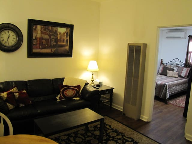 One Bedroom Furnished Apartment #2