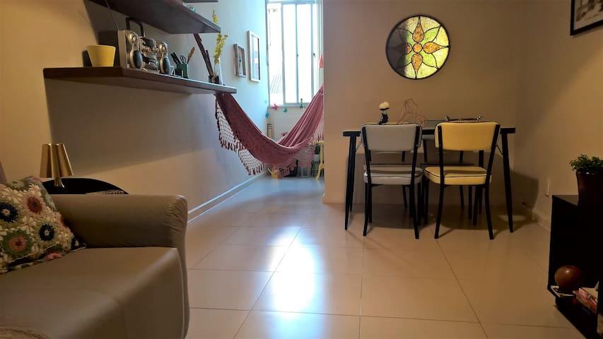 Cozy apartment in Leme / Copacabana - 里約熱內盧 - 公寓