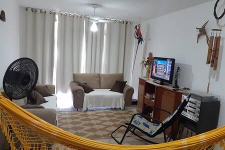 Apartamento 3 Q, cinco minutos da praia de Ipanema