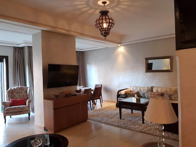 Inside decoration creates and clean atmosphere perfect ambience for relaxation during your stay.