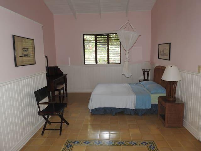 Main Bedroom 1 queen bed