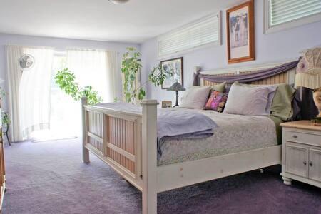 Master Suite in Luxury B&B /pool - Woodstock - Bed & Breakfast