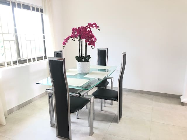 Greatly priced 2 bedroom  apartment in Kwabenya