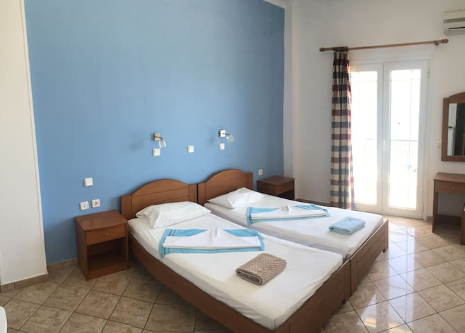 Damo Boutique Hotel Samos - Pythagoreio - Appartement