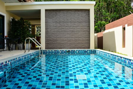 Krabi private pool villa Ton Yaang - Ao Nang - วิลล่า