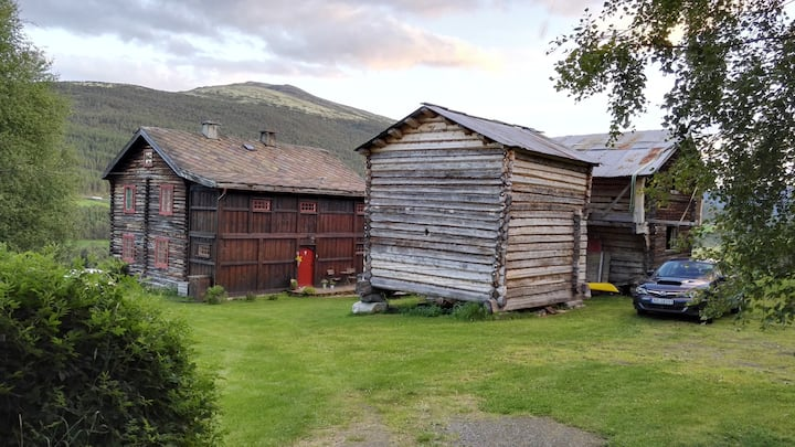 Charming house close to the Jotunheimen mountains