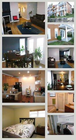 Appartement Élégant et sobre - Piedmont - Apartment