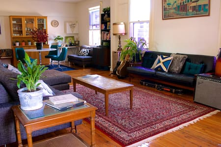 North Melbourne Spacious Apartment - North Melbourne - Byt