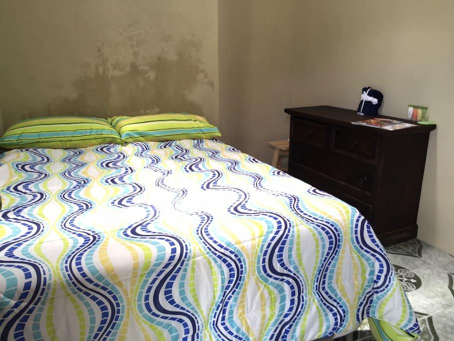 Bamboo Fiber mattress and pillows