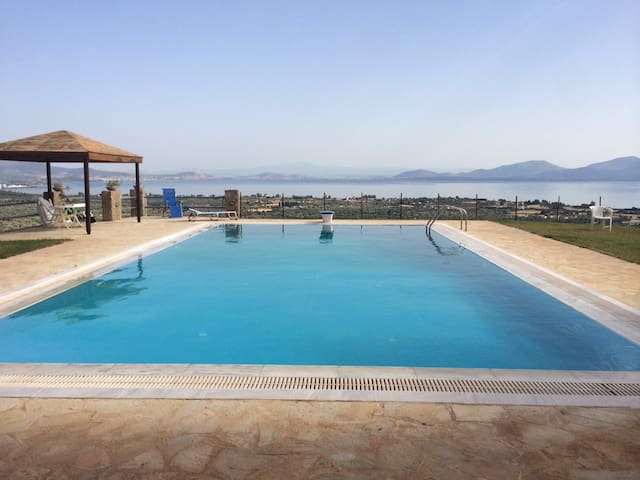 Villa Melina, wonderful sea view - Evia - Villa