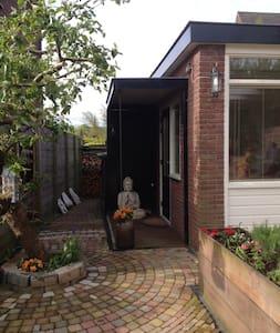 Cosy Studio Lakeside Spiegelplas - Nederhorst den Berg - Blockhütte