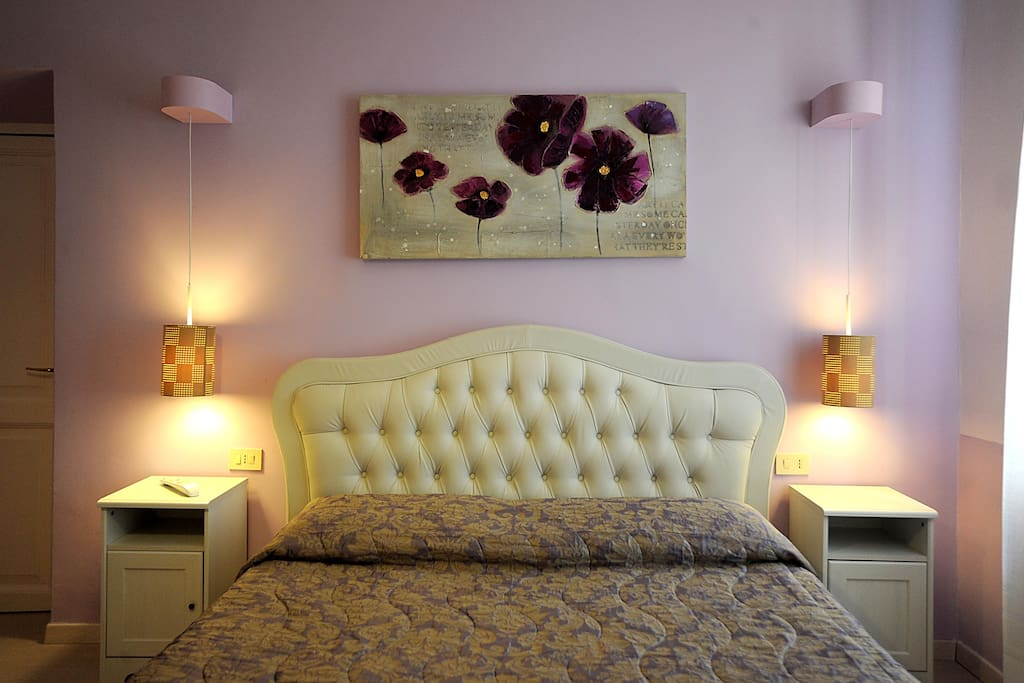 Letto matrimoniale Double bed