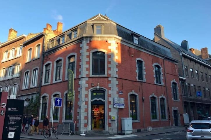 Chambre d'hôtel centre ville - Namur - Lainnya