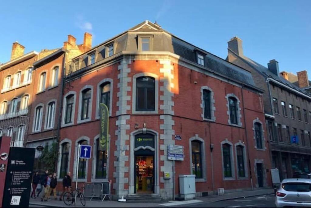 Chambre d 39 h tel centre ville namur wallonie belgique - Chambre d hotes bruxelles centre ville ...