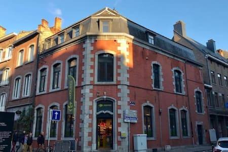 Chambre d'hôtel centre ville - Namur - Muu