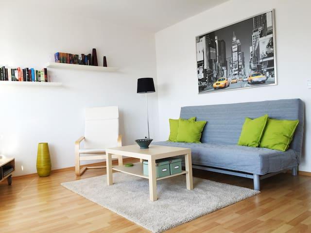 2-Raumwohnung mit Traumblick - Hagen - Byt