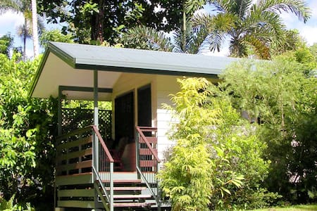 Bungalow 2 - minimum 2 nights stay - Thornton Beach - Cabana