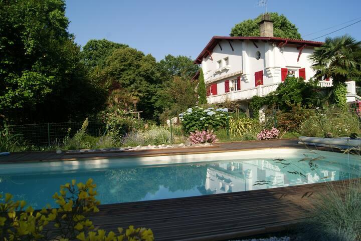 Chambre de charme proche Biarritz-Sud Landes