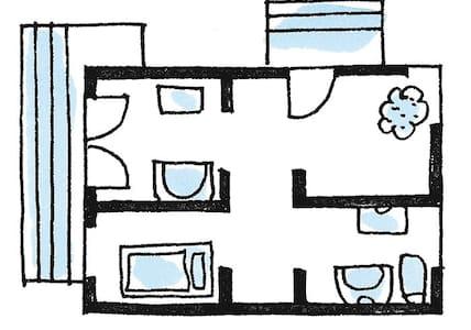 Zimmer im 12 Bezirk Wien - Fehring - Apartment - 0