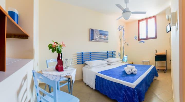 Welcoming room Capo di Leuca