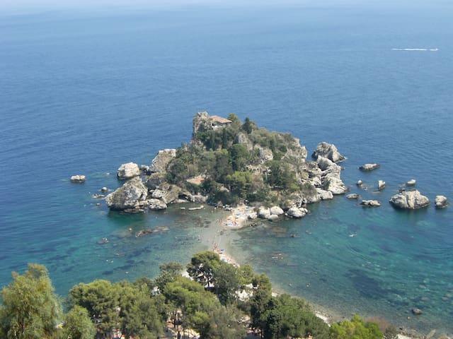 Room to rent in Taormina - Taormina - Casa