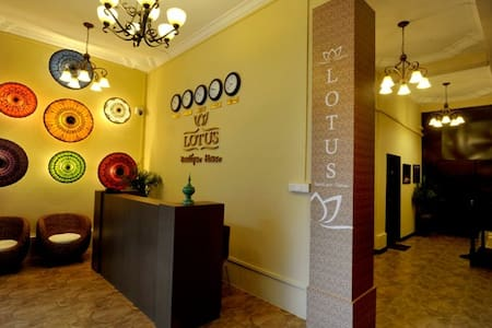 Superior Room with private bathroom - Oda + Kahvaltı