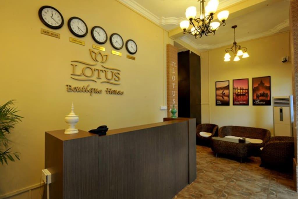 Lotus Lobby