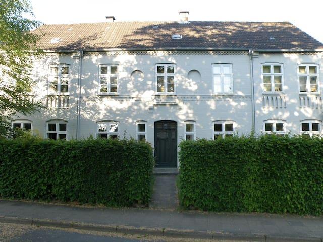 Historisk bolig nær Gottorp slot - Schleswig - Leilighet