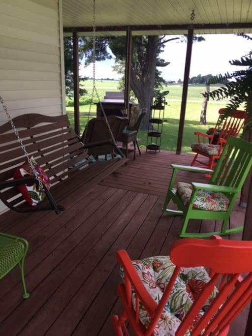 """Make """"porching"""" a summer activity you'll always remember!"""