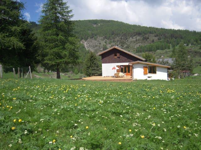 la petite maison dans la prairie - Roubion - Casa