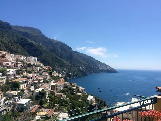 Holiday Apartment  Enea Positano - Positano - House