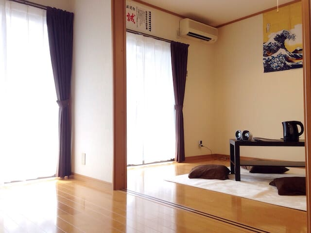 [RENEWAL OPEN] 3minutes from Kyoto Station 202 - 京都 - 公寓