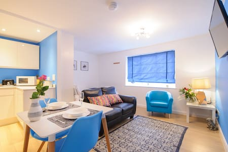 Bright and comfortable Studio 2 in Clifton