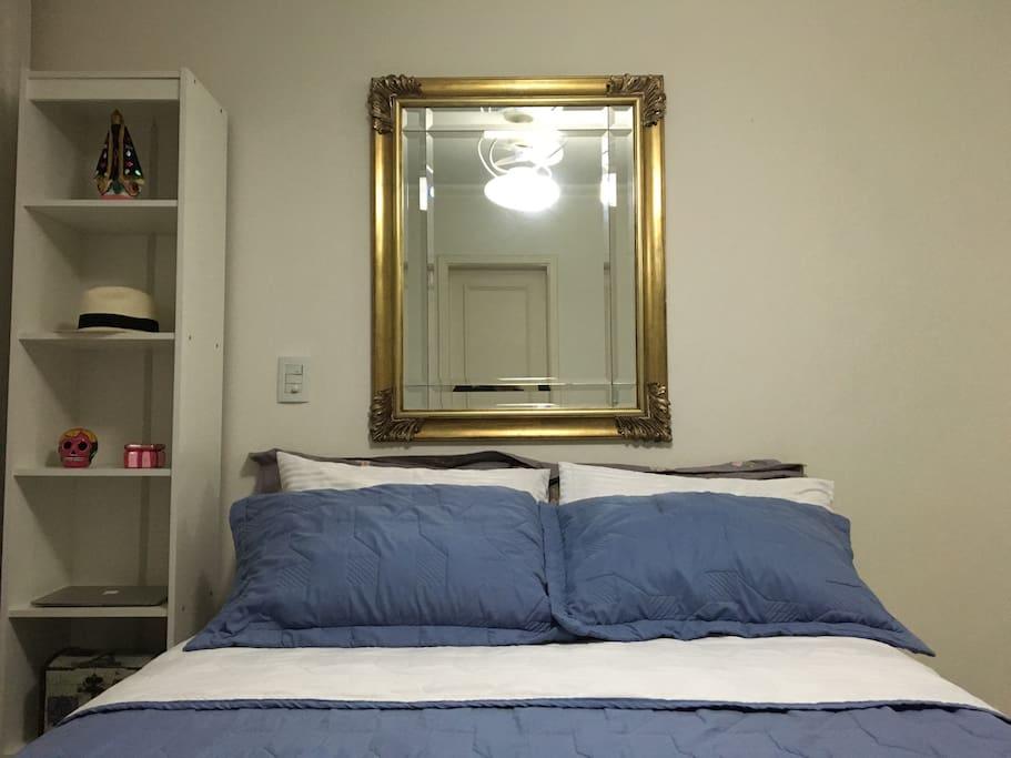 suite I com varanda
