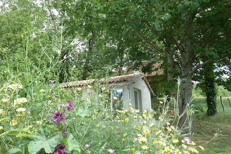 Gîte Studio + cabane perchée - Mansonville - Kabin