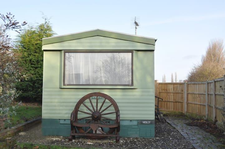 Holly Caravan