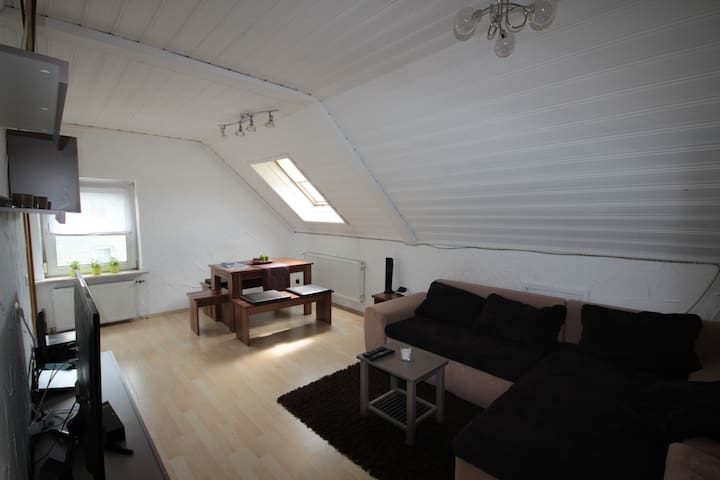 Central Apartment, Near to the City - Lovely Cosy - Kempten - อพาร์ทเมนท์