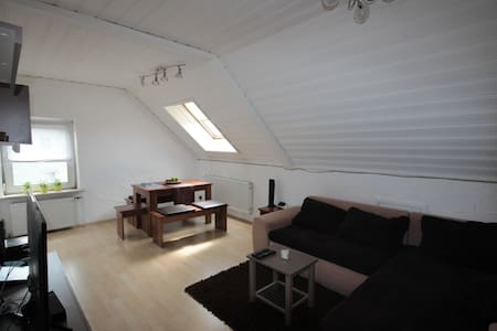 Central Apartment, Near to the City - Lovely Cosy - Kempten - 公寓