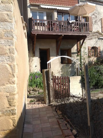 Beautiful village house Carcassonne - La Force - Casa